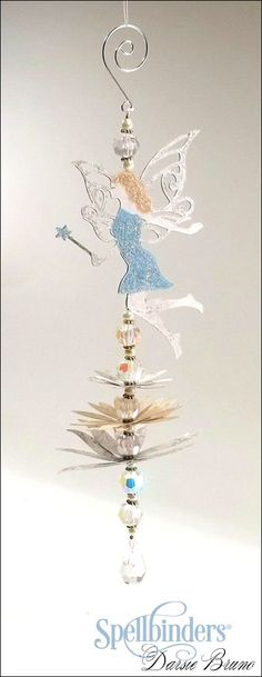 View Blog Post | Spellbinders - Fairy Ariana Suncatcher