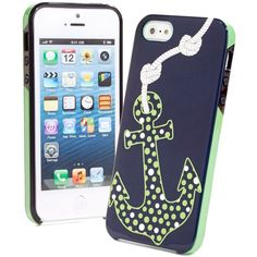Vera Bradley Whimsy Hybrid Hardshell Case for iPhone 5 in Lucky Dots ($19) ❤ liked on Polyvore featuring accessories, tech accessories, phone cases, electronics, lucky dots, tech y vera bradley