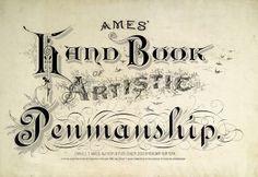 Vintage Fonts Typography & Penmanship | 649 Images