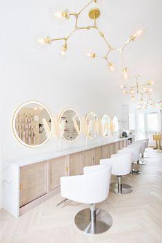 Beauty Room Decor, Beauty Salon Decor, Beauty Salon Design, Beauty Studio, Beauty Bar, Spa Interior, Beauty Salon Interior, Salon Interior Design, Home Salon