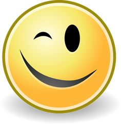 Free Image on Pixabay - Wink, Smiley, Happy, Smile, Yellow Make Smile, Happy Smile, Animated Clipart, Smiley Happy, Up Animation, Emoji Pictures, Emoji Pics, Niklas, Frases