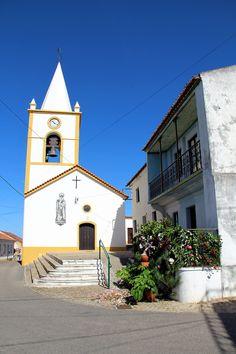 Ortiga, Mação: Fontes Enfeitadas 2017 - Fonte do Largo da Igreja