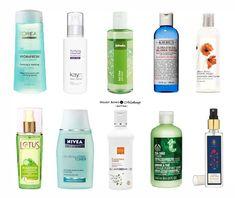 Bester Toner für fettige Haut und Akne in Indien: Unsere Top 10! #bester #fettige #indien #toner #unsere #CleanserForOilySkin Cream For Oily Skin, Moisturizer For Oily Skin, Skin Toner, Oily Skin Care, Acne Prone Skin, Facial Cleanser, Skin Serum, Acne Face Wash, Face Skin