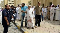 Kuwait Shia mosque hit by deadly suicide blast   At least 10 people have been killed in a suicide bomb attack on a Shia mosque in the Kuwaiti capital.  Dozens of people were injured, with images circulating online of bloodied bodies on the mosque floor amid debris.  The blast hit during Friday prayers at the Imam Sadiq Mosque in al-Sawaber, a http://globalpolitics.rubben.be/2015/06/12258/kuwait-shia-mosque-hit-by-deadly-suicide-blast/