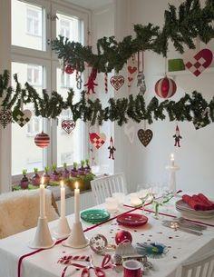 Mamamekko: Christmas, originally from Leva & Bo