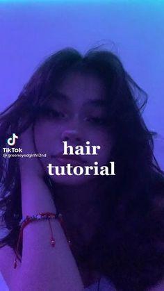 Hair Tips Video, Hair Videos, Hair Inspo, Hair Inspiration, Medium Hair Styles, Curly Hair Styles, Hair Styler, Aesthetic Hair, Dream Hair