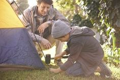 How can camping and hiking save you in an emergency? Tips on how outdoor activities can prepare you for emergencies.