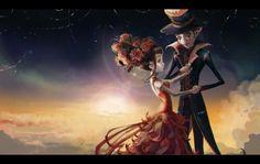 Jack and Miss Acacia.