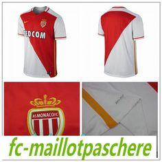 oeuvres de van gogh - Maillot de football AS Monaco Domicile 15 2016 2017 | Maillot de ...