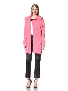 Narciso Rodriguez Women's Coat with Oversize Collar at MYHABIT