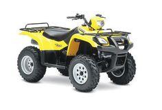 2002-2007 SUZUKI VINSON LT-A500F ATV REPAIR MANUAL