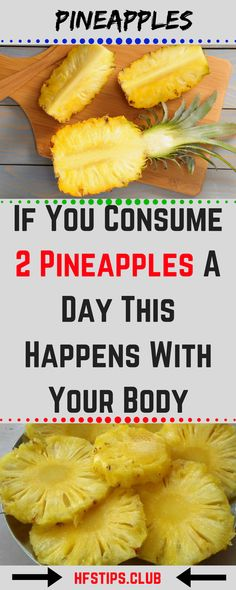 If You Consume 2 Pineapples A Day This Happens With Your Body