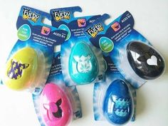Mystery Surprise Eggs! Furby Boom Surprise Eggs