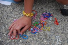 Silly Bandz (Never got into the trend, but an adorable child gave me one when I was 16.) | Things 2000s Kids Will Be Nostalgic About