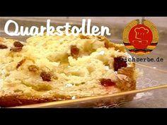 Quarkstollen (von: erichserbe.de) - Essen in der DDR: Koch- und Backrezepte für ostdeutsche Gerichte | Erichs kulinarisches Erbe