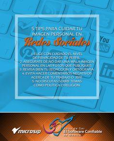 #TipsDeNegocios 5 tips para cuidar tu imagen personal en redes sociales