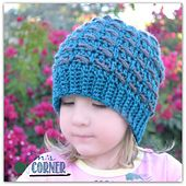 Ravelry: Checkerboard Slouch pattern by Emily Truman