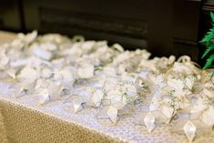These beautiful star-shaped trinkets make the perfect wedding favours! Intimate Weddings, Real Weddings, Mint Cake, Stone Masonry, Getting Engaged, Floral Centerpieces, Wedding Favours, Star Shape, How To Take Photos