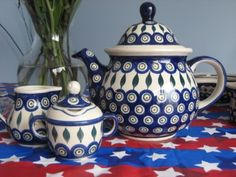 polish pottery - collection 2 from Ola Mom