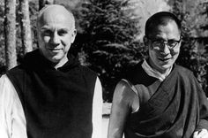 Thomas Merton & the Dalai Lama Men of compassion and nonviolence in a world of persistent and profound suffering.