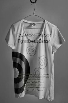FaShionFReaks.gr fights breast cancer Breast Cancer Awareness, Fashion News, My Style, Mens Tops, Board, Hot, Pink, Women, Ideas