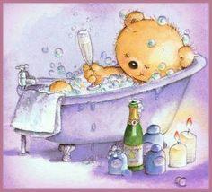 <3 Roly Bear <3