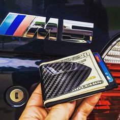 Billetus MAXX Carbon Fiber Wallet.    100% Made in the USA #Carbonfiberwallet