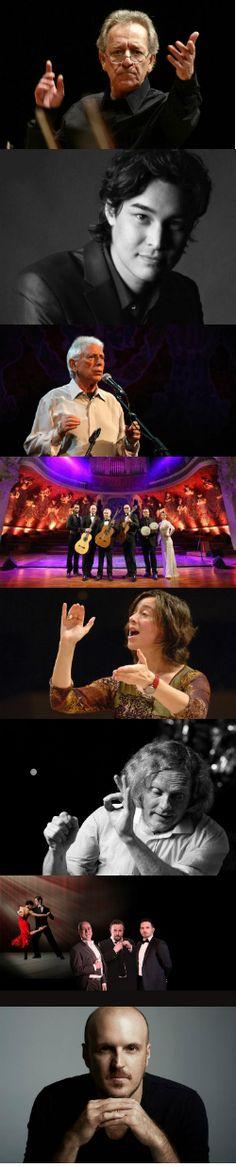 Maig al Palau, concerts de la quarta setmana i darrers dies     Palau de la Música Catalana (Barcelona)  Del 22 al 31 de maig