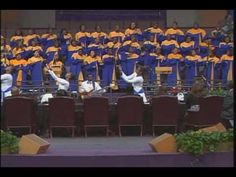 NC A&T Gospel Choir - Great Is the Lord - YouTube