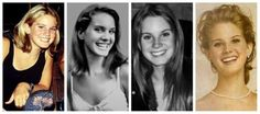 Lana Del Rey in her youth #LDR #Lizzy_Grant