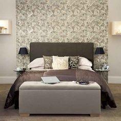 Chic grau Schlafzimmer Wohnideen Living Ideas
