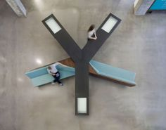 Hain Celestial Headquarters by Architecture + Information & JBM Interior Design