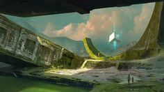 ArtStation - Cube of Destiny, Ayan Nag