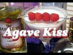 A delicious cocktail recipe for the Agave Kiss cocktail with Chambord, Double Cream, Creme De Cacao White and Tequila Silver. See the ingredients, how to make it, view instrucitonal videos, and even email or text it to you phone.