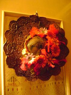 chapeau Orane céramique