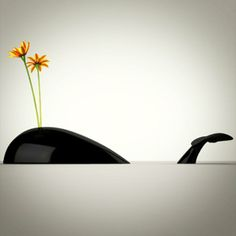 Mobi Whale Vase $48.95