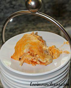 Chicken Dorito Casserole Complete