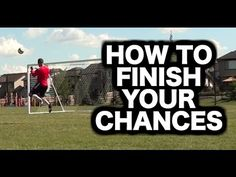 Tired of missing priceless chances? 3 tips to improve your finishing and score more goals: https://www.youtube.com/watch?v=Kf35L4mNzPc