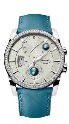 TONDA HEMISPHERES STEEL SET IVORY   Parmigiani Fleurier Watches