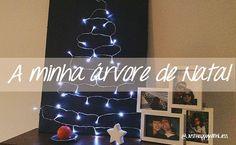 Just happy with less: A minha Árvore de Natal