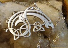 Ireland Declan Killen Sterling Silver Celtic by DecoratingYourself