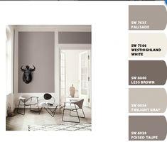 Risultati immagini per pareti color tortora abbinamenti ...