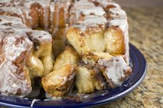 Chocolate Chip Monkey Bread: Looks fun to make and even more fun to eat.