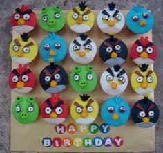 Yochana's Cake Delight! : Angry Birds