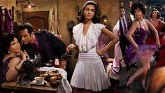Photos of Vanity Fair West Side Story Shoot With Jennifer Lopez, Camilla Belle, Rodrigo Santoro, Robert Pattinson