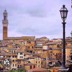 presents  I G  O F  T H E  D A Y   IG.SIENA P H O T O  B Y | @maesters.nl F R O M | @ig.siena A D M I N | @marco4s F E A U T U R E D  T A G | #ig_siena #siena  I N F O | La Torre del Mangia è tra le torri antiche italiane più alte con i suoi 88 metri. La sua costruzione inizia ufficialmente nell'anno 1338 secondo quanto riportato nei registri della Biccherna. Il nome curioso della Torre si deve al suo primo campanaro Giovanni di Duccio che nel 1347 fu incaricato di battere le ore. Egli era…