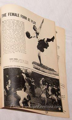 #sportshistory #history #pinups #1950s