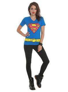 Casual Supergirl