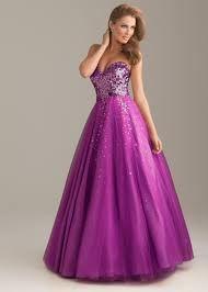 Vestido lilás