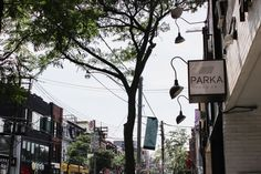 A beautiful day on Queen Street West! Queen Street West, Vegan Comfort Food, Downtown Toronto, Vegan Restaurants, Plant Based Recipes, Beautiful Day, Whole Food Recipes, Nature, Plants
